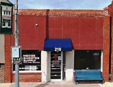 Coldwater KS Commercial Property in Redhills Area